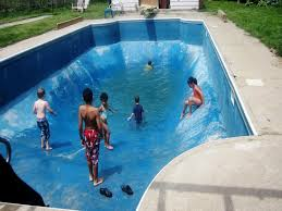 swimming pools people swimming in deep pools deboto home design experiencing
