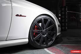 nyjah huston mercedes cls 63 amg vossen wheels mercedes cls vossen cv4