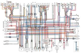 07 r1 wiring diagram motorcycle wiring diagrams yamaha wr
