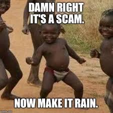 Make It Rain Meme - make it rain imgflip