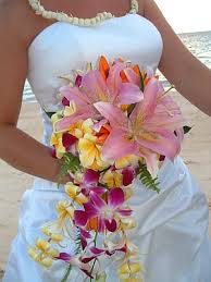wedding flowers hawaii wedding flower theme