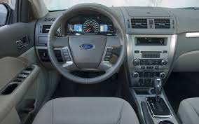 2007 ford fusion s 2010 ford fusion hybrid vs 2009 toyota camry hybrid comparison