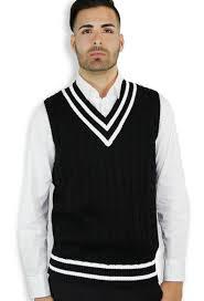 black sweater vest buy cable cricket vest blue clothing