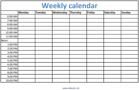 printable calendar 2016 time and date printable weekly calendars with times dcbuscharter co