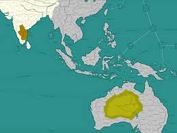 Australian Outback Map Lote 39 Alternate Earth Maps