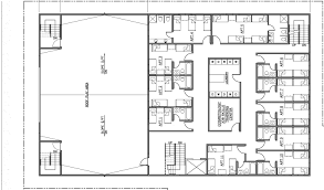 architectural plans floor plan ar house in la calera colombia residentialplans
