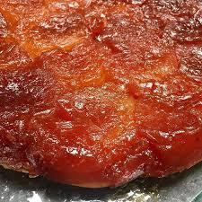 hervé cuisine tarte tatin dorie greenspan the tarte tatin i overbaked the