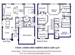 Emerald Homes Floor Plans Florida Gold Vacation Homes Your Source For The Best Orlando And