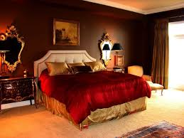 Black And Gold Bedroom Decorating Ideas Gold And Red Bedroom Nrtradiant Com