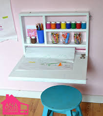 Diy Wall Desk Diy Friday 6 Fantastic Space Saving Fold Desks Home