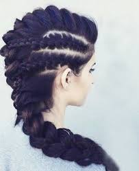 different types of mohawk braids hairstyles scouting for try these elegant mohawk hairstyles for women at the formal dos