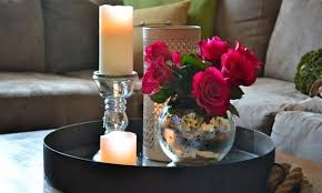 coffee table floral arrangements 20 coffee table decoration ideas creating wonderful floral