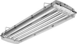 4 Fluorescent Light Fixtures Ceiling Mounted Lighting Fluorescent For Shops For