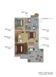 home plans with basements 10 marla house plan with basement home plans
