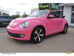 beetle volkswagen pink 2013 volkswagen beetle turbo convertible in custom pink 804430