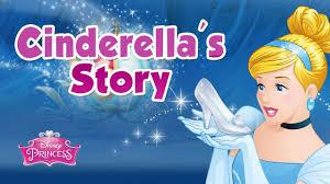 disney princess cinderella u0027s story kids