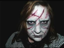 Exorcist Halloween Costume Exorcist Halloween Makeup