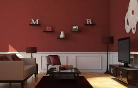 maroon living room style interior design color scheme