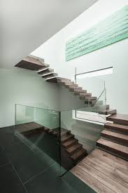 floating stairs construction wooden floating staircase without