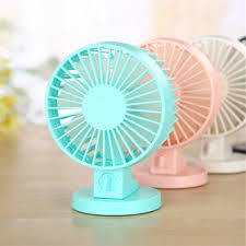 Creative Home by Portable Ultra Quiet Mini Usb Desk Fan Creative Home Office Abs
