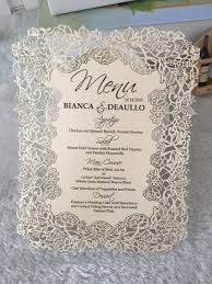 aliexpress buy lace design european wedding invitation