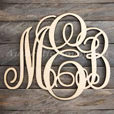 Letter Monogram Three Letter Monograms Authenticmonogram Comauthenticmonogram Com