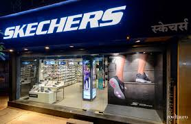 skechers store interior photography u2014 royd tauro photography