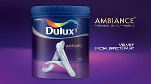 dulux ambiance product range dulux