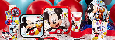 mickey mouse birthday party ideas mickey mouse party supplies mickey mouse birthday ideas party city