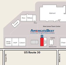 Lenox Floor Plan New Lenox Il New Lenox Town Center America U0027s Best Contacts