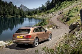 suv bentley would you take a bentley off road the brand new bentayga is bred