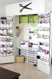 Home Craft Room Ideas - 5 craft room ideas for the clever seamstress seams and scissors
