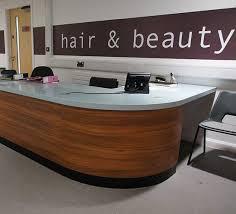 Bespoke Reception Desk Bespoke Reception Counters Throughout Shrewsbury