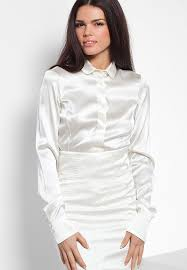 in satin blouses pictures of in satin blouses sleeved blouse