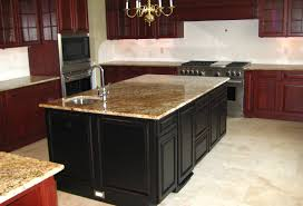 Stain Kitchen Cabinets Before And After Dark Cabinets Kitchen Cabinet Refinishing In Bucks County Pa