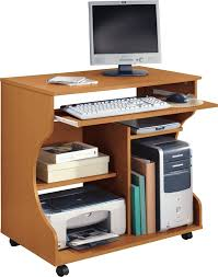 Brenton Studio Zentra Collection Main Desk by Computer Desk Buy Home Curved Computer Desk Trolley Pine Effect