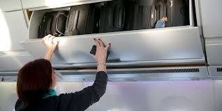 United Airlines Baggage United Airlines To Charge Extra For Overhead Bins