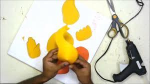 ganesha by paper craft youtube