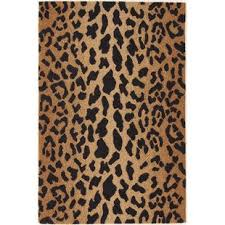 Leopard Runner Rug Animal Print Hallway Runners Joss