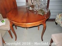 round table corning ca maxsold kensington maryland usa moving online auction west