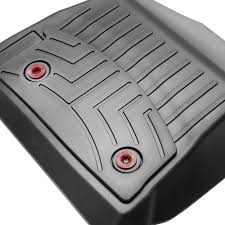 lexus floor mat retainer hook weathertech 444931 digitalfit 1st row black molded floor liners