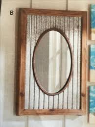 bathroom wall mirror ideas best 25 rustic mirrors ideas on farm mirrors