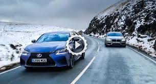 lexus v8 in bmw e30 chris harris drives bmw m5 30 jahre vs lexus gs f video