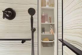 Bathroom Shower Storage 3 Innovative Shower Storage Products For A Luxury Bathroom