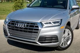 lexus suv vs audi q5 2018 audi q5 our review cars com
