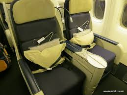 Air France Comfort Seats Air France Business Class Review U2013 Af 9 Jfk Cdg Weekend Blitz