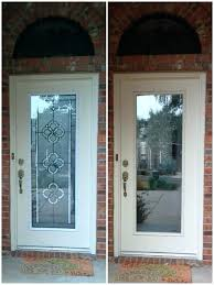 Weather Stripping For Exterior Doors Replacement Front Door Glass Inserts Uk Replace Weather Stripping