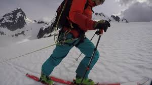 roping up for glacier travel ski mountaineering tips ep 2 dan
