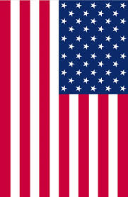 Flag Of The United States Of America United States Of America Flag Clipart Clipground
