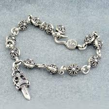 cross bracelet charm images Witusa rakuten global market chrome hearts bracelet 1 jpg